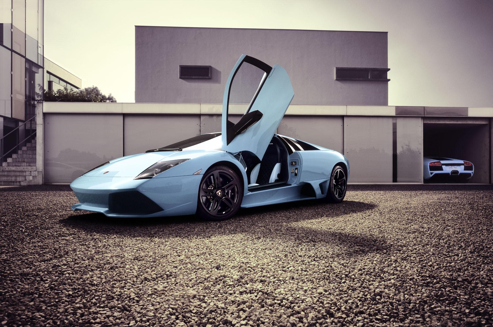 Lamborghini Murcielago Lp640 Frank Linders Photography